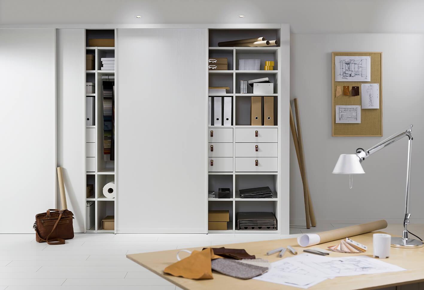 Kontor garderob