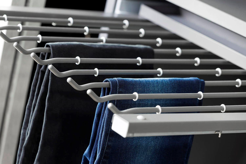 Smarta garderobslösningar